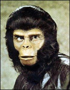 Cornelius, damn dirty ape.