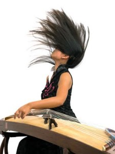 Zither. Hair. Hot.
