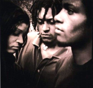 Digable Planets don't need to look at the camera.  The camera looks at Digable Planets.