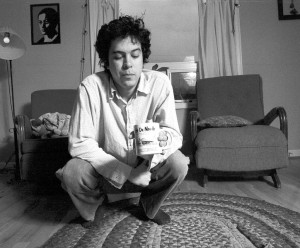 M Ward Has A Cafe Du Monde Mug Even Though He's From Portland.