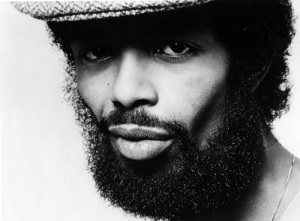 Gil Scott-Heron could give Zoolander a run for his money.