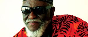 Pharoah Sanders don't sell no fried chicken.