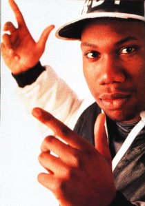 Bradley learned it all from KRS-One.