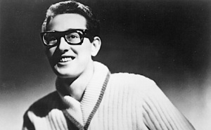 Buddy Holly and his Sweater.