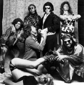 Dread Zeppelin. Professional band band photo.