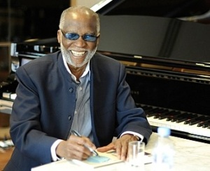 Ahmad Jamal contemplates you reading this.